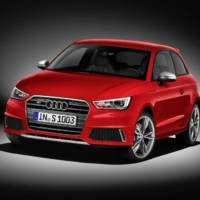 2014 Audi S1 and S1 Sportback - Official pictures and details