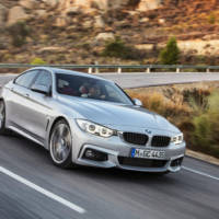2014 BMW 4-Series Gran Coupe - First unofficial pictures
