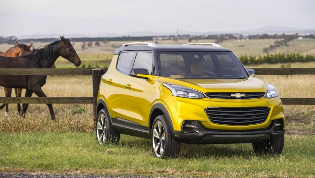 2014 Chevrolet Adra Concept unveiled
