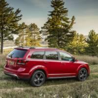 2014 Dodge Journey Crossroad Edition