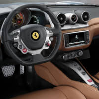 2014 Ferrari California-T - A slightly facelift for the Italian convertible