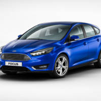 2014 Ford Focus facelift - official images and info