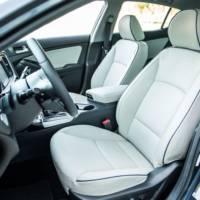 2014 Kia Optima Hybrid facelift unveiled