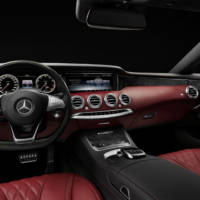 2014 Mercedes-Benz S-Class Coupe - Official pictures and details