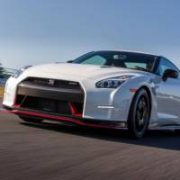 2014 Nissan GT-R Nismo - european version