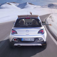 2014 Opel Adam Rocks - First official pictures and details