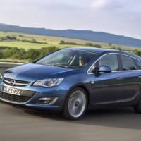 2014 Opel Astra 1.6 CDTI to debut in Geneva