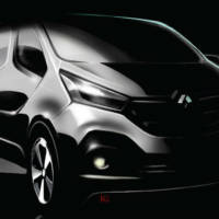 2014 Renault Trafic to debut this summer