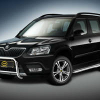 2014 Skoda Yeti by Cobra Technology