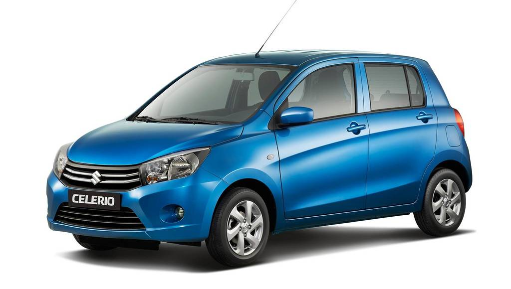 2014 Suzuki Celerio to debut in Europe
