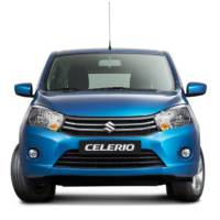 2014 Suzuki Celerio to debut in Europe