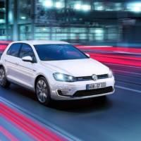 2014 Volkswagen Golf GTE plug-in hybrid revealed