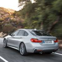 2015 BMW 4-Series Gran Coupe - official photos