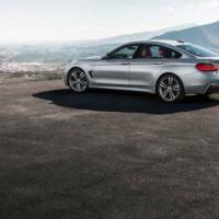 2015 BMW 4-Series Gran Coupe - official photos