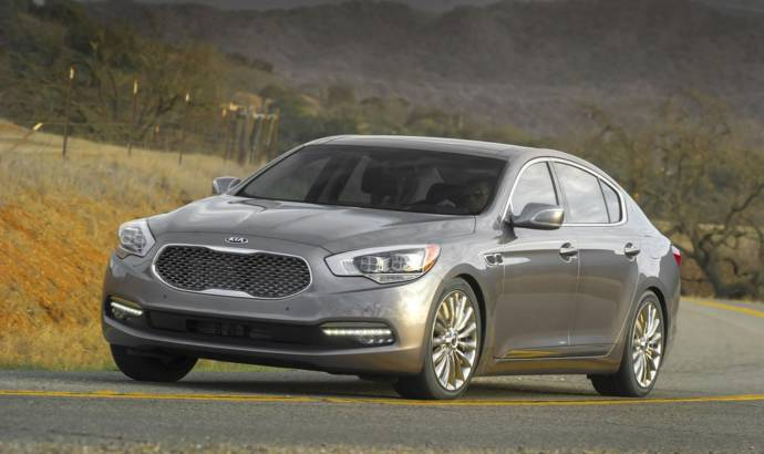 2015 Kia K900 US prices