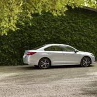 2015 Subaru Legacy bows in Chicago