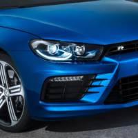 2015 Volkswagen Scirocco facelift unveiled