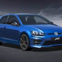 ABT Volkswagen Golf R photo and details