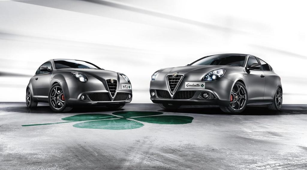 Alfa Romeo MiTo Quadrifoglio Verde introduced