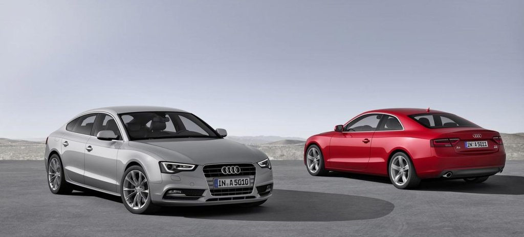 Audi A4, A5 and A6 ultra with 2.0 TDI engine