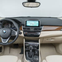 BMW 2 Series Active Tourer introduced