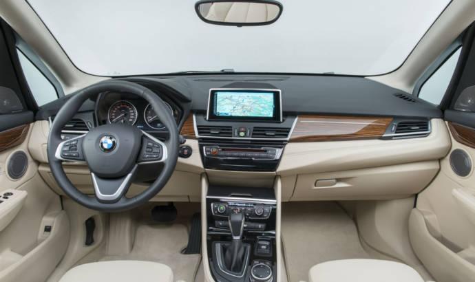 BMW 2 Series Active Tourer introduced