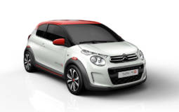 CItroen C1 Swiss and Me Concept