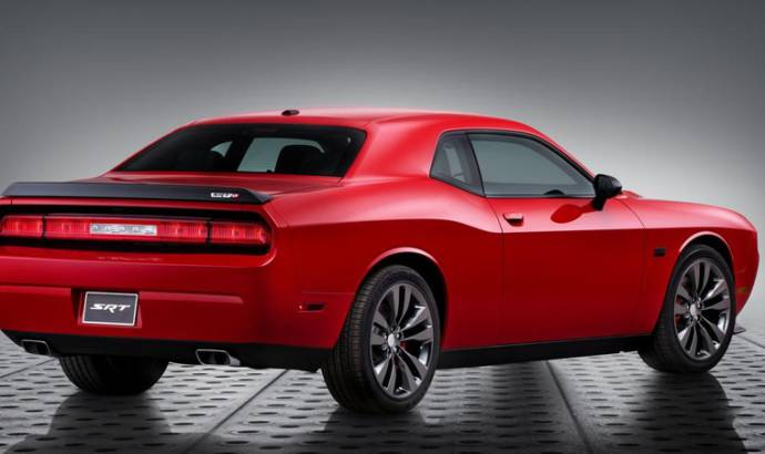 Chrysler SRT Satin Vapor Editions for Charger, Challenger and 300