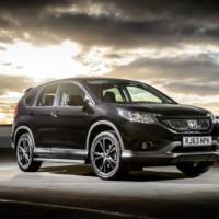 Honda CR-V Black and White Editions available in UK