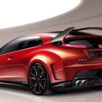 Honda Civic Type R Concept to debut in Geneva
