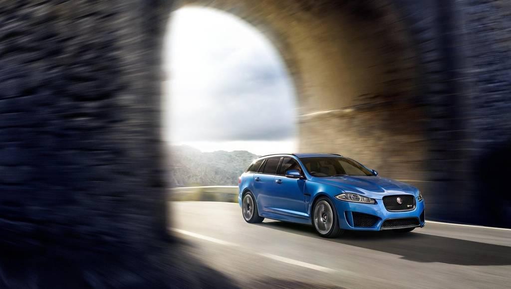 Jaguar XFR-S Sportbrake unveiled