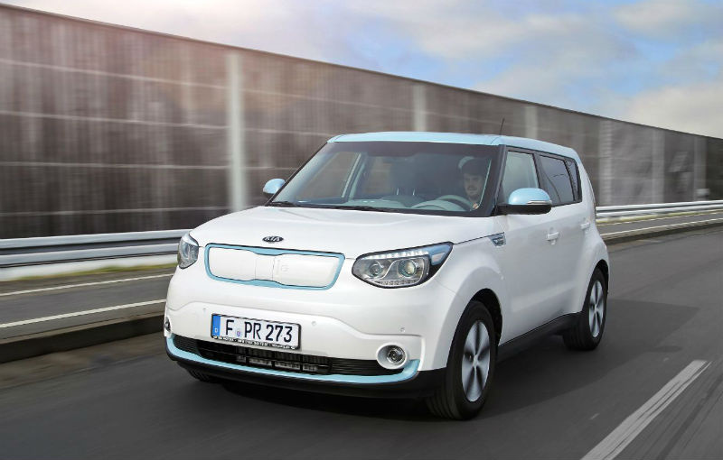 Kia Soul EV to feature new battery