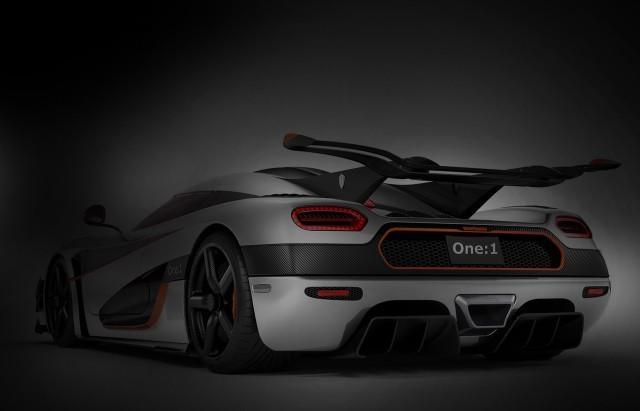 Koenigsegg One:1 - First teaser