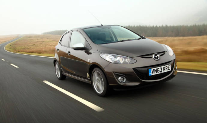 Mazda Sport Venture Edition expands in UK