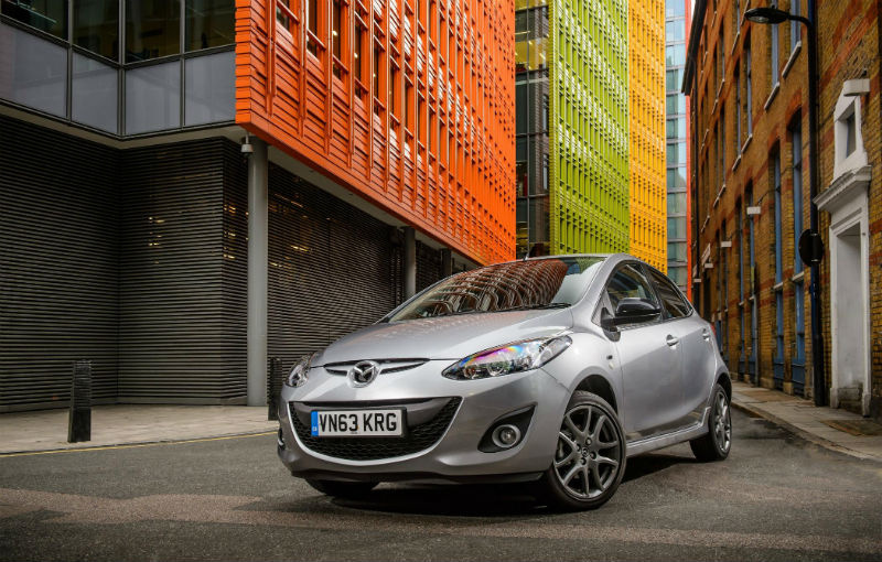 Mazda2 Colour Edition unveiled in UK