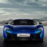 McLaren 650S - Pictures and details