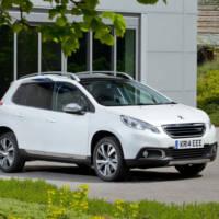 Peugeot 2008 reaches 100.000 units
