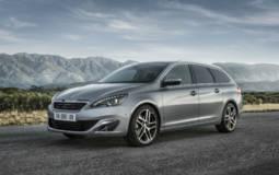 Peugeot line-up for 2014 Geneva Motor Show