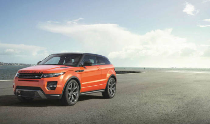 Range Rover Evoque Autobiography Dynamic unveiled
