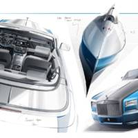 Rolls Royce Phantom Drophead Coupe Bespoke Waterspeed Collection first image