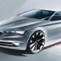 Skoda VisionC is heading to Geneva