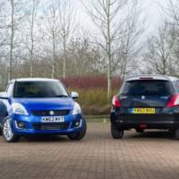 Suzuki Swift SZ-L launched in the UK