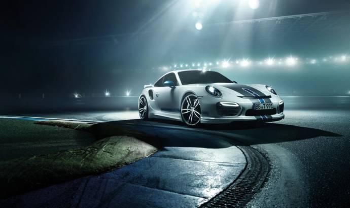 TechArt Porsche 911 Turbo S tuning kit
