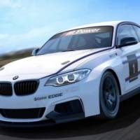 VIDEO: 2014 BMW M235i Racing hits the track