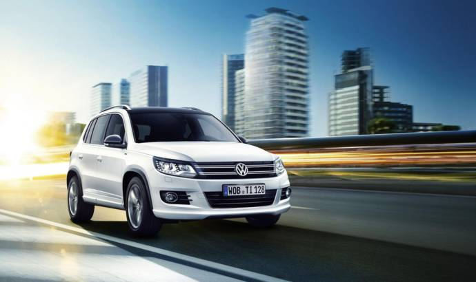 Volkswagen Tiguan Cityscape introduced