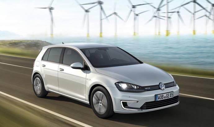 Volkswagen e-Golf price in Germany