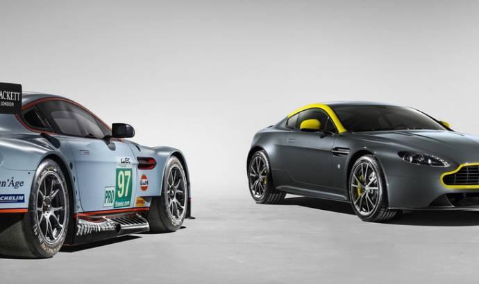 Aston Martin V8 Vantage N430 and DB9 Carbon