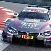 2014 BMW M4 DTM race liveries