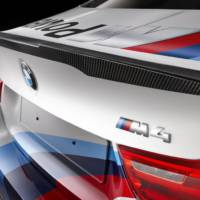 2014 BMW M4 MotoGP Safety Car - Full specifications