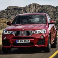 2014 BMW X4 bows in Geneva